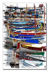 Pointus (armandbrignoli) Tags: bateau port pointu nice ville couleur mer barque boat harbor city sea canon 5d2