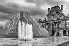 The Louvre (Eddie_UK) Tags: paris france museum pyramid louvre pyramidedulouvre