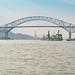 Tor zum Panamakanal