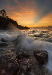 Splash (Jose Hamra Images) Tags: karangasem prasi sunset sunrise landscape