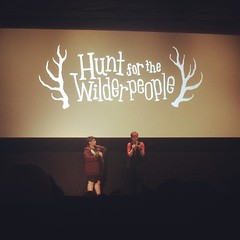 Q&A with a real funny egg #huntforthewilderpeople (animoller) Tags: square squareformat rise iphoneography instagramapp uploaded:by=instagram