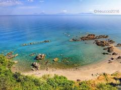 Spiaggia .. Mare .. Eolie .. Estate .. Summer .. Sea .. Beach .. Eolie .. (rikkuccio) Tags: sea beach mare sicily sole spiaggia hdr sicilia flickrsicilia rikkuccio