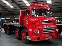 2961 R (Nivek.Old.Gold) Tags: flat octopus leyland 1963 protruck britishroadservices