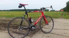 DSC_0018 (Craftworks70) Tags: paris bike cx most elite fp pina wiki castelli noordholland fsa fp6 pinarello bicicletta onda fizik arione northwave cicli continentalultrasport 64cm shimanors80 6ft6 fulcrumracingquattro 5211 46hm3k