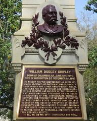Downtown Pensacola (Flagman00) Tags: road trip sculpture art monument bronze plaque memorial florida william relief dudley pensacola chipley phtographs