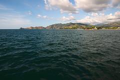 """Crocodile.""  Dili Harbor, Timor Leste (Explored 29 June 2016) (iecharleton) Tags: landscape harbor dili timorleste pacificpartnership pp16 pacificpartnership2016"