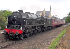 26-06-2016 46100 Royal Scot at Kimberley Park Staion MNR (MIKE CLARKE PHOTO STREAM) Tags: steamrailway steamlocomotive mnr steamlocomotives heritagerailway kimberleypark 46100royalscot kimberleyparrk 46100royalsot