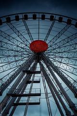 Ferris wheel (Cloud 77) Tags: italien italy urlaub carole riesenrad jesolo 2016 canon70d