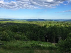 IMG_1760 (daach14@sbcglobal.net) Tags: usa vermont nature outdoor green photo trip travel sky blue woods trees forest beauty life moutain rock rocks view iphone6 panorama