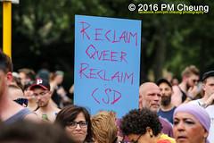 X*CSD 2016 - Yalla auf die Strae! Queer bleibt radikal! / Yalla to the streets  queer stays radical!  25.06.2016  Berlin - IMG_5375 (PM Cheung) Tags: kreuzberg refugees parade demonstration queer polizei so36 csd neuklln 2016 christopherstreetday ausbeutung heinrichplatz flchtlinge rassismus sexismus homophobie xcsd diskriminierung oranienplatz transgenialercsd csdberlin m99 heteronormativitt tcsd berlincsd lgbtqi gentrifizierung oplatz pmcheung csdkreuzberg pomengcheung sdblock facebookcompmcheungphotography gerharthauptmannrealschule transgendern eincsdinkreuzberg mengcheungpo friedel54 yallaaufdiestrasequeerbleibtradikal kreuzbergercsd2016 yallatothestreetsqueerstaysradical christopherstreetday2016 euro2016fussballem 25062016