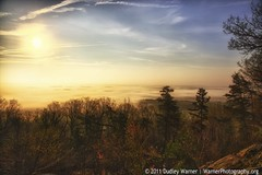 Sugarloaf Sunrise (Dudley Warner) Tags: sugarloafmountain marylandlandscapes