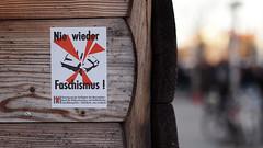 Meile der Demokratie, Nazis Wegbassen 2012 35