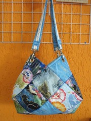 Bolsa Patch Japan (Retalhomania - Patchwork by Valria) Tags: patchwork bolsa bolsapatchwork