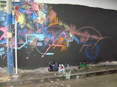 FESTIVAL 2 (Assi-one) Tags: art graffitti tetas kennedy tette culos schablonen pelos chocho steert assione pchoir