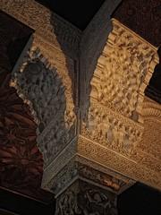 Alhambra Palace 08   / Granada / Spain - 27.03.2012 (Ahmed Al.Badawy) Tags: spain granada alhambrapalace  hutectshotsahmedalbadawy
