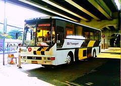 E.S. Transport 47021 (Trex (C-I)) Tags: phi es hino rk 47021 estransport lionsstar ho7d busp pilipinashino pilipinashinoincorporated northbus provincialoperation hinomotorscorporation rk3hs estransportincorporated