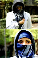 (cellophanetower) Tags: hoodie hijab shaima trayvon