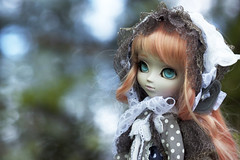 Catch me if you can (Valrie Busymum) Tags: doll ghost clear groove pullip nella obitsu rewigged rechipped