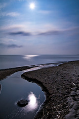 K7_10215 (Bob West) Tags: longexposure nightphotography moon ontario beach night clouds lakeerie cloudy greatlakes fullmoon moonlight nightshots k7 14c southwestontario bobwest pentax1224