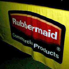 RCP signage at Restaurants Rock (rubbermaidcommercial) Tags: nra 2012 rcp bpafree rubbermaidcommercialproducts rubbermaidcommercial nra2012 restaurantrocks
