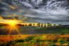 Helios (explored) (philipleemiller) Tags: california sunset nature grass landscape nikon trails hdr rollinghills eucalyptustrees overcastclouds explored topazclean d7000 magicunicornverybest topazdetail fleursetpaysages flickrstruereflection1 flickrstruereflection2 flickrstruereflection3 trueexcellence1