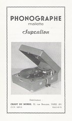 TESLA Phonographe Mallette Model Supralion (Czechoslovakia 1948)_1 (MarkAmsterdam) Tags: old classic sign metal museum radio vintage advertising design early tv portable colorful fifties arm tsf mark ad tube battery engineering pickup retro advertisement collection plastic equipment deck tape changer electronics era record handheld sheet catalog booklet collectible portfolio recorder eames sales electrical atomic brochure console folder tone forties fernseher sixties transistor phono phonograph dealer cartridge carradio fashioned transistorradio tuberadio pocketradio 50s 60s musiktruhe tableradio magnetophon plaskon 40s kitchenradio meijster markmeijster markamsterdam coatradio tovertoom