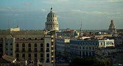 El Capitolio (The Abbey in the Oak Wood) Tags: sunset havana cuba habana hotelsevilla elcapitolio nationalcapitolbuilding 60d room812