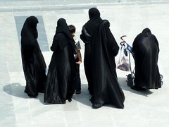 Istanbul 2012 (hunbille) Tags: restaurant hijab istanbul niqab eminonu hamdi pregamewinner viewfromhamdirestaurant