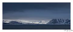 Distant light (Dieujs) Tags: mountain snow seascape ice montagne glacier svalbard arctic neige paysage glace panoramique spitzberg artique leefilters poolepynten filtreslee