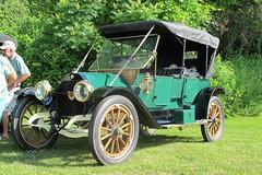 1912 EMF touring car, Studebaker Drivers Club meet, Rutland, Vermont, USA (JarvisEye) Tags: auto usa car automobile vermont studebaker rutland 1912 emf touring studebakerdriversclub northeastzone