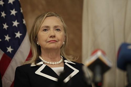 Hillary Clinton, presumptive nominee