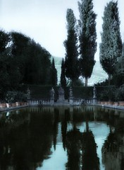 villa torrigiani  Lucca (OFENA1) Tags: trees italy water pool hedge