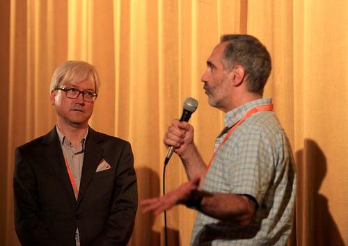 The Unspeakable Act Q&A with Chris Fujiwara and Dan Sallitt