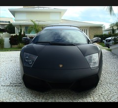 Lamborghini Murcilago LP670-4 SV (#Luks) Tags: street floripa brazil costa black cars beach car brasil garage 4 rich internacional super front preto lucas jurere florianopolis preta carros lp carro rua lamborghini luxury sv matte murcilago v12 lambo fosca fosco jurer lp6704 lp670 velocce lucasrcosta supervelocce excusivo