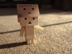 Horsing Around (Felyne on Flickr) Tags: danbo danboy