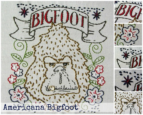 americana bigfoot