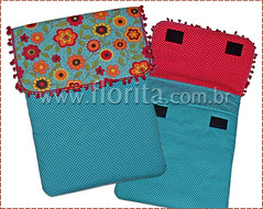 REF. 0193/2012 - Case para Notebook (.: Florita :.) Tags: notebook kokeshi matrioska netbook ipad capanotebook bolsaflorita casenotebook bolsanotebook caseipad bolsacasenoteenetbook bolsanetbook casenotebookemtecido caseemtecido