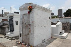 The Tomb of Marie Laveau (the_dude771) Tags: ocean street new city trees light sky food moon house signs galveston brick water coffee caf grave car sign marie night train french dead mexico dessert louis pier corn orleans louisiana ship texas gulf cross shot cathedral market buried south tomb arc deep joan quarter wreck bourbon dumonde chicory pleasure laveau beignets