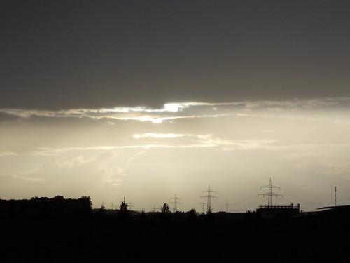 sunset s/w