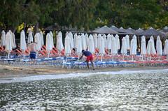 Early morning in Kala Nera (Just Ard) Tags: sea beach water nikon sigma greece pillion pilio sigma28300mm kalanera pagasiticgulf magnesia  d7k d7000 nikond7000 justard