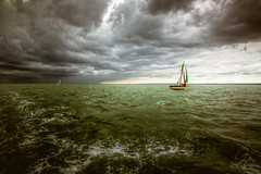 the storm chaser (stocks photography) Tags: sea storm seaside stocks whitstable stocksofwhitstable stocksphotography michaelmarsh swalesmackandsailingbargematch thestormchaser stocksonflickr