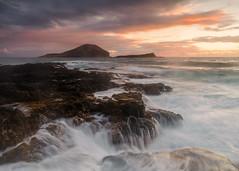 Makapuu Lava Flow (rayman102) Tags: seascape sunrise hawaii oahu