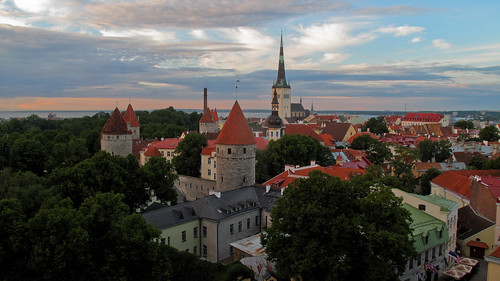 Tallinn Estonia by TausP., on Flickr