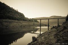 La Valle de la Sioule au Pont-du-Bouchet (Gilles Muratel Photography) Tags: lac barrage auvergne vidange lesancizes plandeau retenue basenautique lesfades valledelasioule lesancizescomps pontdubouchet