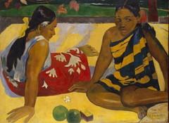 Gauguin - Parau api