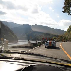 IMG_9615 (d3_plus) Tags: sky cars japan honda beat okutama kanagawa  touring izu s2000 nsx brt g12 copen hondabeat    lakeokutama canonpowershotg12 beatrainbowtouring beat660  isw16sh
