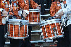 Drums Of Princeton (Joe Shlabotnik) Tags: drums stadium princeton 2012 faved princetonstadium princetonband october2012