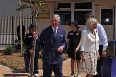 Day Four: Adelaide and Melbourne (The British Monarchy) Tags: cornwall jubilee australia prince diamond adelaide duchess