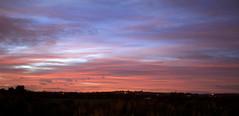mad sky (dgk905) Tags: blue ireland sky dublin evening purple dusk magenta bluehour lusk fingal