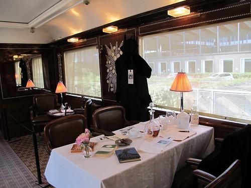 """Exposition """"Il était une fois l'Orient Express"""" - Institut du monde arabe, Paris Ve"""